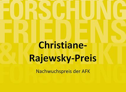 Christiane Rajewsky-Preis